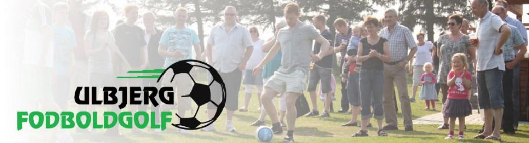 Velkommen til Ulbjerg Fodboldgolf